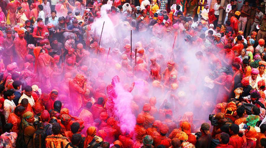 Calendar Holi : Rangwali holi dhulandi holika dahan date