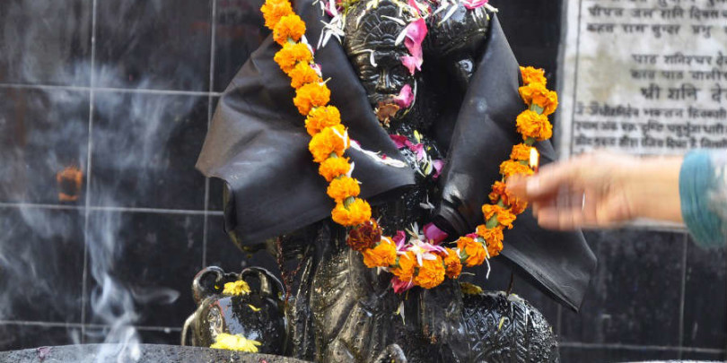 Lal Kitab Remedies For Shani or Saturn - Indian Astrology