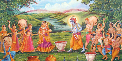 holi-radha-krishna